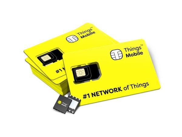 ChatSim entrepreneur launches Things Mobile as pioneering global IoT operator