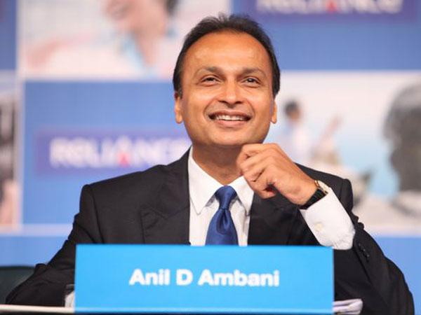 RCom's Ambani charged with contempt of court